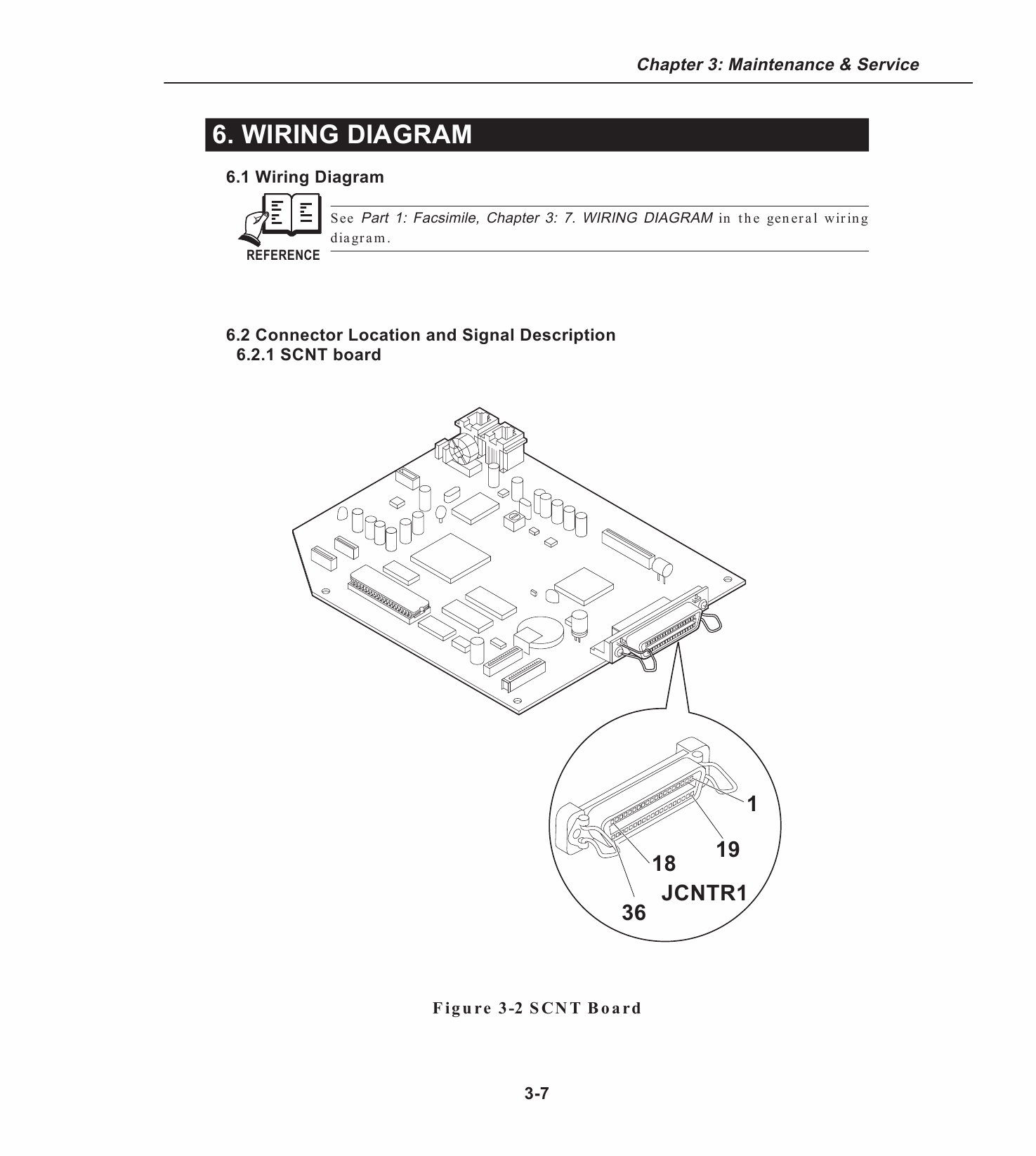 Canon MultiPASS MP-C3000 Service Manual